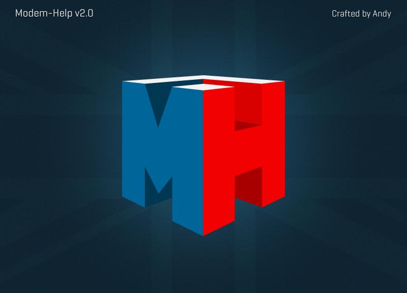 modem-help.co.uk logo v2.0