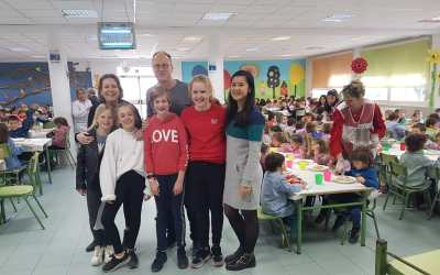 Report of the visit to El Peralejo in Alpedrete in Spain.