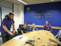 Hazard Briefing 4