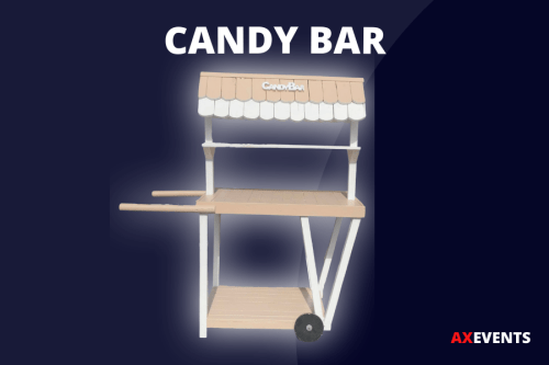 Location Candy Bar Lille