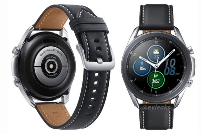 韌體搶先被披露?三星 Galaxy Watch 3 重點規格、錶面設計與應用功能搶先看!