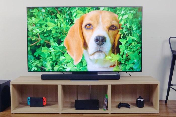 不只好看,還更好聽!三星 QLED 8K 量子電視 65 吋 Q800T 開箱體驗:OTS+ 魔術音效加持,搭配 Soundbar Q70T 同步輸出魔幻音場!