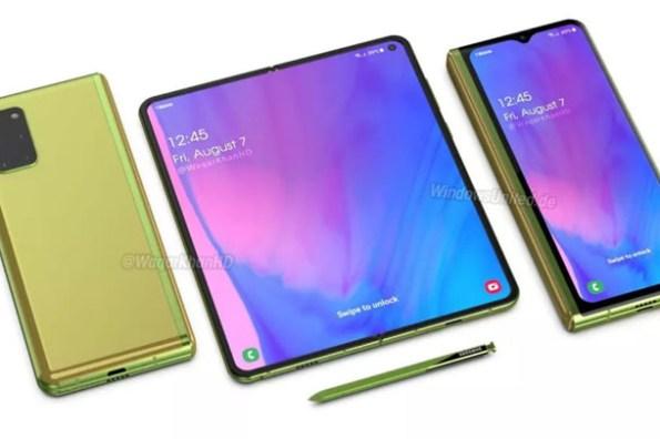 三星二代款可摺疊螢幕手機 Galaxy Z Fold 2 規格大升級!搭載 7.7 吋 120Hz 可摺疊螢幕、Galaxy S20 系列的相機配置!