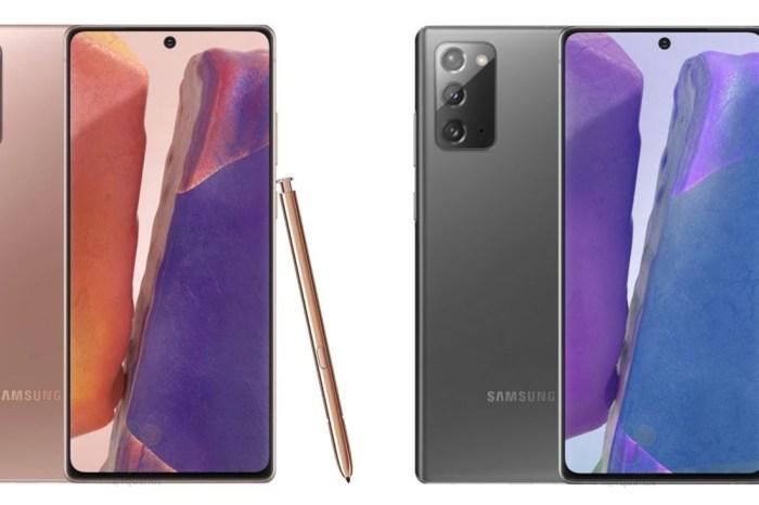 Galaxy Note20 與 Note20 Ultra 規格全部看光光?先來了解你該選擇哪一支!