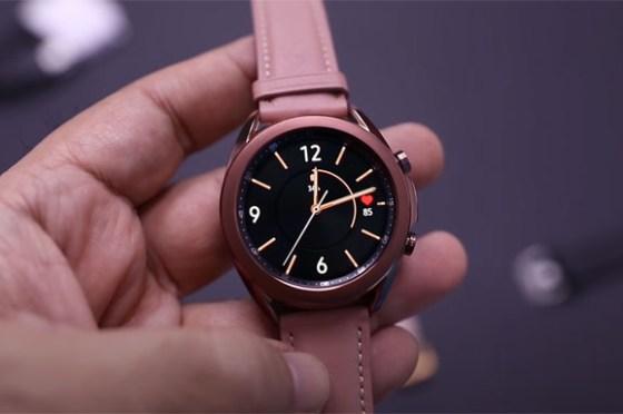 三星 Galaxy Watch 3 完整開箱影片提前曝光!