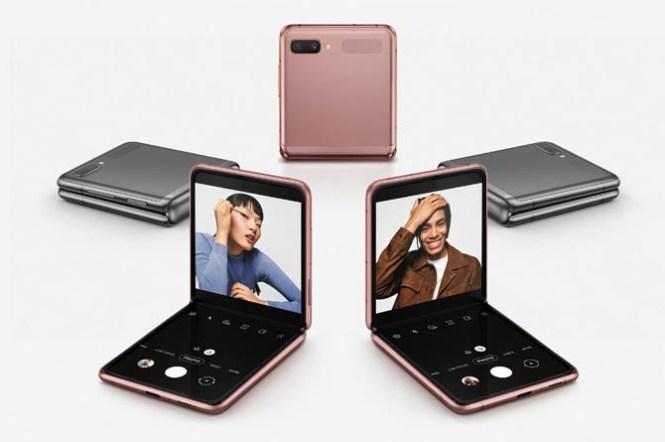 三星 Galaxy Z Flip 5G 今日登台,推出「頑美金」與「頑美灰」雙色,8/7 起全台指定通路上市!