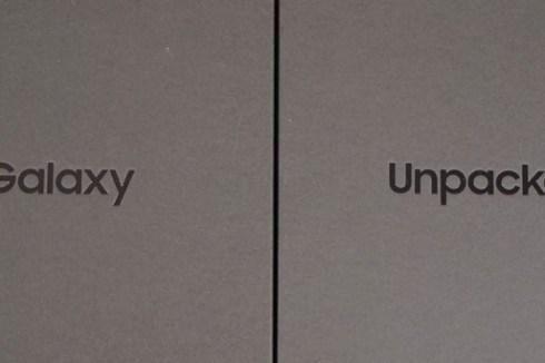 這樣看發表會最有 Feel!三星 Galaxy Unpacked Live Kit 開箱!