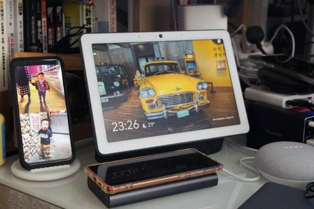 螢幕更大,爽感加倍!Google Nest Hub Max 智慧音箱開箱分享!