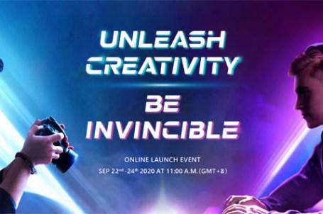 十銓科技2020 新品線上發布會 9/22 全球即時連線!為創作者而生的 T-CREATE 品牌重磅登場!
