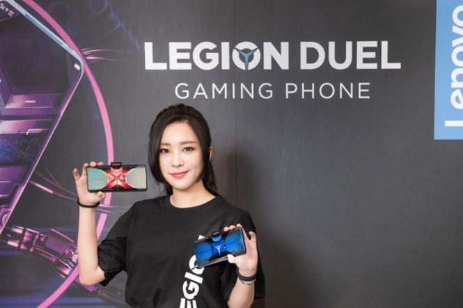 專為電競手遊而生!Lenovo Legion Phone Duel 9月15日正式開賣!