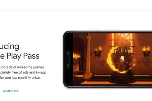 Google 在 24 個國家/地區推出「Google Play PASS」服務,月費台幣 150 元多達 350 款遊戲與應用任你玩!