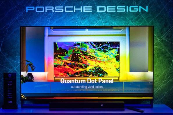 重磅聯手,Philips 與 Porsche Design 合作打造家庭影音娛樂產品!全新 70PD9000 大型顯示器即將上市!