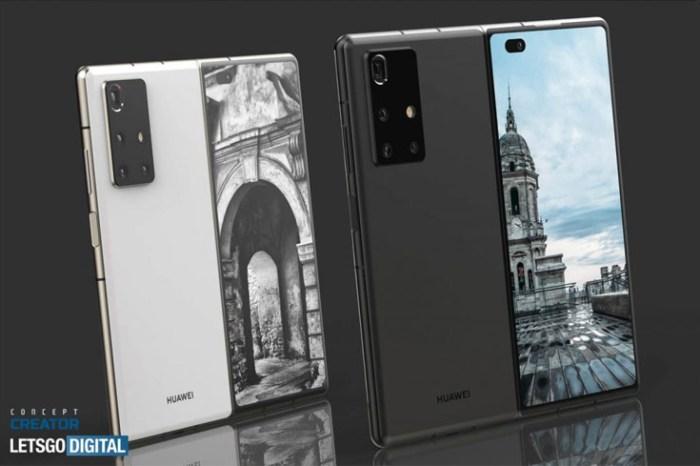 華為下一代可摺疊螢幕手機 HUAWEI Mate X2 5G 將從「單螢幕」改為「雙螢幕」?