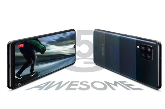 全「星」效能再升級!Galaxy A42 5G 升級版 8 +128 GB 規格驚喜登場!
