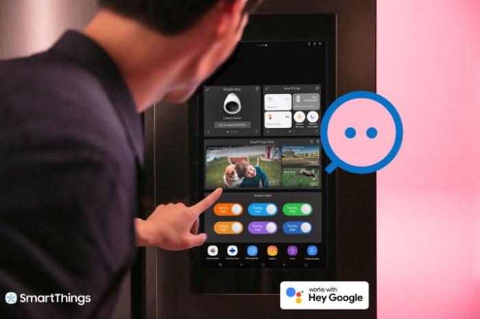 三星智慧物聯網應用 SmartThings 下個月將導入 Google Nest 智慧家庭系統支援!