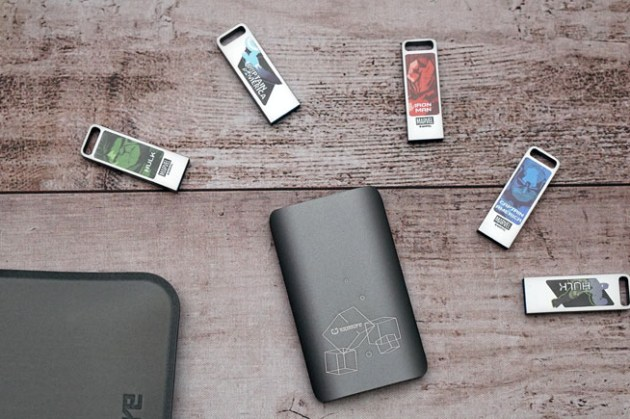 Topmore 達墨 Portable SSD TS1 開箱實測:體積小巧,效能優異的可攜式 SSD,5 年保固使用更安心!