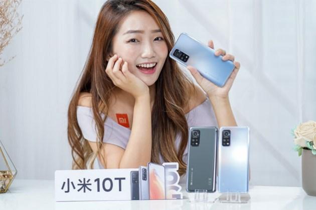 小米旗艦 5G 手機壓軸登場!小米 10T 與小米 10T Pro 12/28 同步開賣~首波再送小米手環 5 !