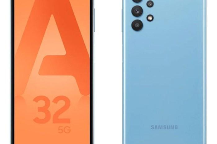 Galaxy A32 5G 帶來全然不同設計?中階款新機將帶來三星 2021 年全新外觀風格!