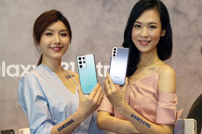 三星 Galaxy S21 5G 旗艦系列 1/29 全台正式上市!即日起展開預購,售價 NT$ 25,900 起!