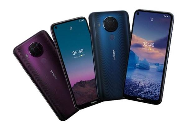 全新 Nokia 5.4 矚目登場,系列作首款搭載 4800 萬畫素主鏡,高性價比仍為最大優勢!