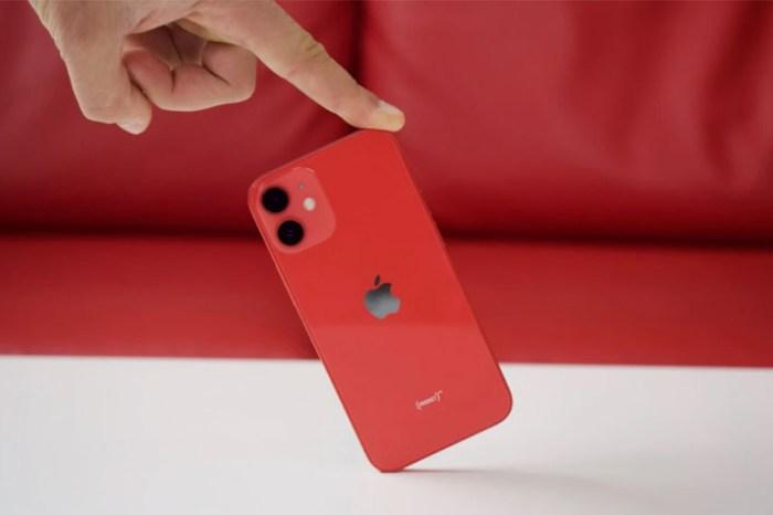 蘋果小機機出師不利?Apple 下一季可能停產 iPhone 12 mini !