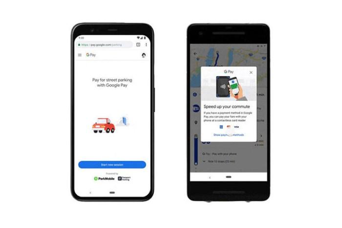 不只查地圖資訊,Google Maps 宣佈與 Google Pay 整合,可直接支付停車費與大眾運輸費用!