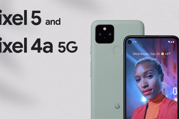 Google Pixel 5 與 Pixel 4a 5G 透過更新支援實體+數位 5G 雙卡雙待!
