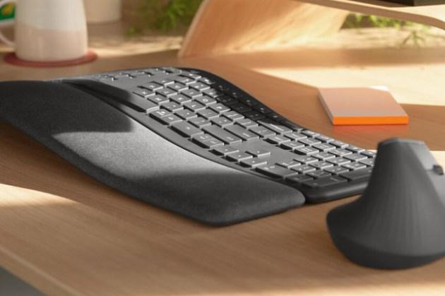 羅技 ERGO K860 人體工學鍵盤全新上市!提升 54% 腕部支撐,讓你和「鍵盤手」說掰掰!