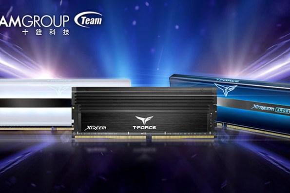 火箭升空!十銓科技 T-FORCE 推出高時脈電競超頻記憶體!搭配 Intel 第11代 Rocket Lake 處理器挑戰極限效能!