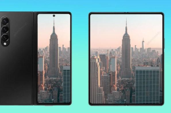 三星 8 月份三機齊發!首款螢幕下鏡頭手機,會是 Galaxy Z Fold3 嗎?