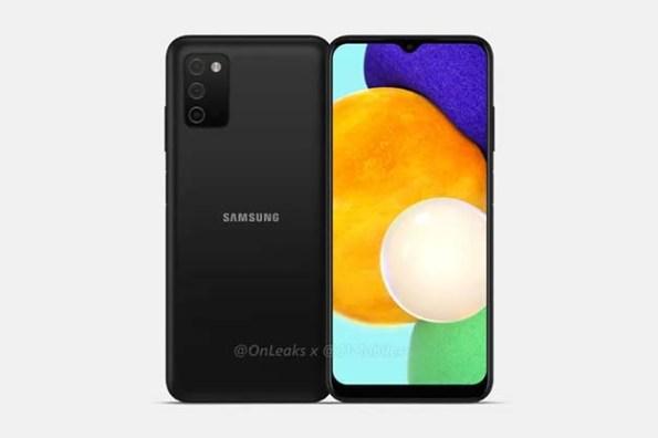 最便宜的三星手機來了?Galaxy A03s 外型設計與規格已外流!