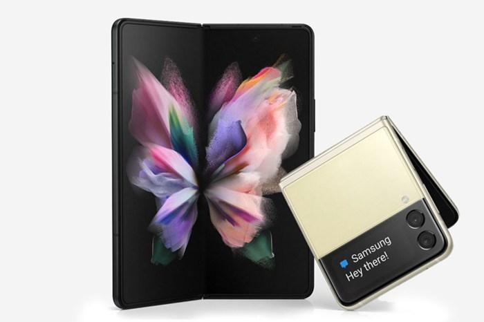 三星 Galaxy Z Fold 3 與 Z Flip 3 渲染圖曝光,S Pen 支援確認,但螢幕下鏡頭再次落空!