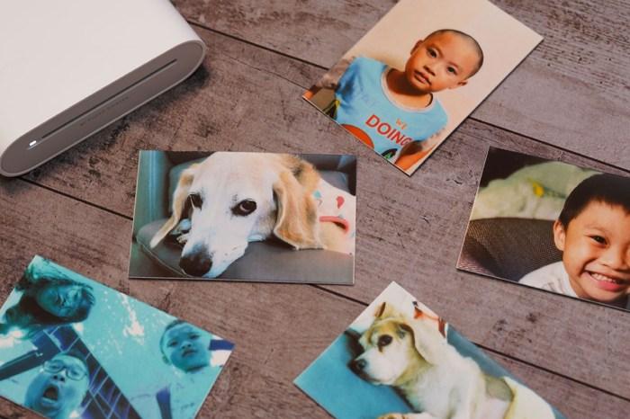小米便攜相片印表機開箱:實體照片更有溫度,輕巧易用讓生活重要回憶展現你手中!