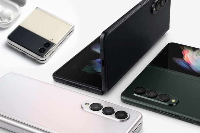 三星可摺疊機種規格比一比!Galaxy Z Fold3 與 Z Flip3 新機與前後代規格橫向比較!