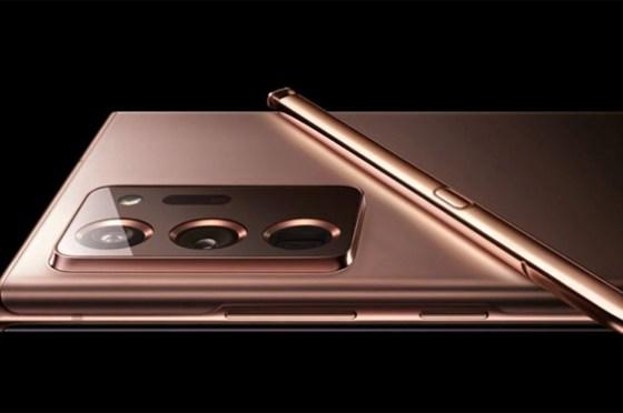 三星 Galaxy Note20 Ultra 真身洩露!而且還是三星官方網站自己爆料?