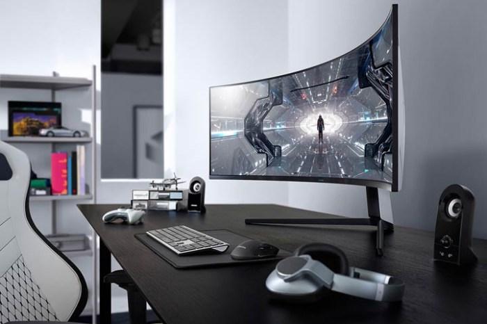 台灣三星推出奧德賽 Odyssey 系列曲面電競螢幕:全球首款雙 2K Odyssey G9、玩家首選 Odyssey G7 曲面電競螢幕用步登場!