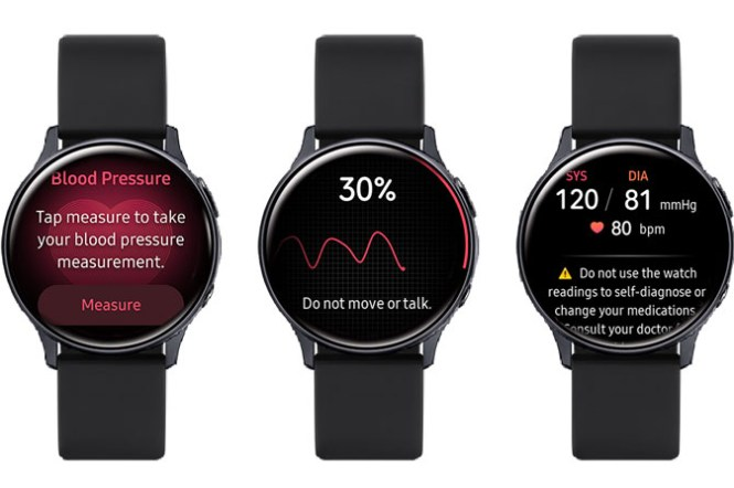 三星推出新應用工具,讓 Galaxy Watch Active2 具備血壓測量能力!