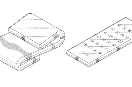 向前摺,也能向後摺?三星註冊全新「前後雙摺疊」螢幕手機專利,會帶來什麼新應用?