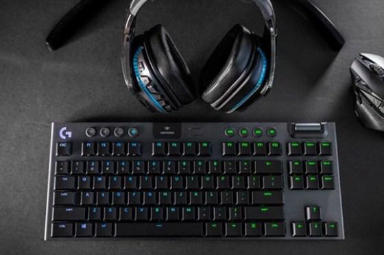 戰力無線升級!Logitech G G913 80% 無線機械式遊戲鍵盤來了!超薄型、電池續航更夠力!