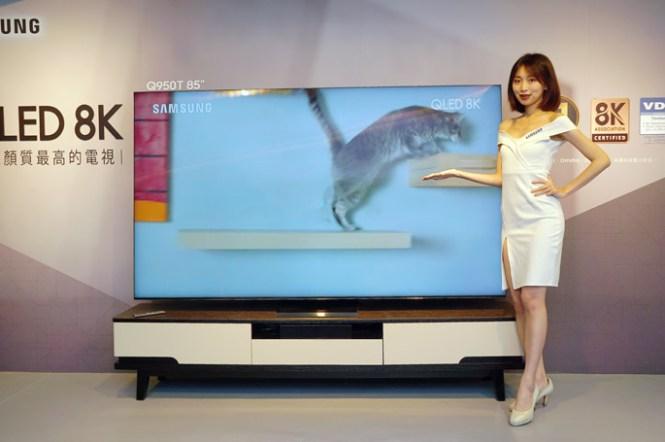 不僅眼界大開,更帶來全新生活態度!三星 2020 年新款 QLED 8K 量子電視 & 設計生活系列電視體驗會心得一手直擊!