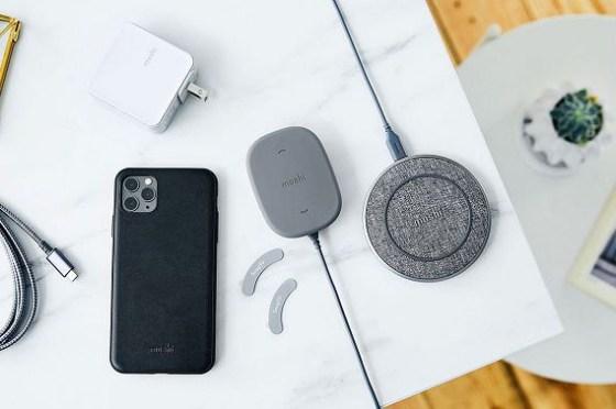 無線充電的新趨勢!Moshi SnapTo 磁吸無線充電座的「3D」思維究竟是怎麼一回事?