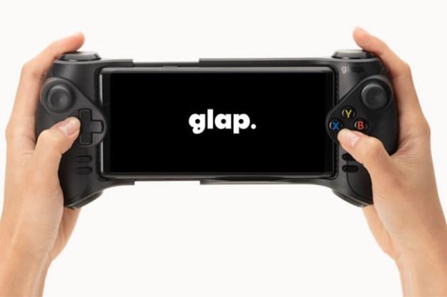 Glap Gaming Pad 悄悄開賣,為三星 Galaxy 系列手機量身打造的無線遊戲手把,除了手遊還支援 Steam Link 遠端遊玩!