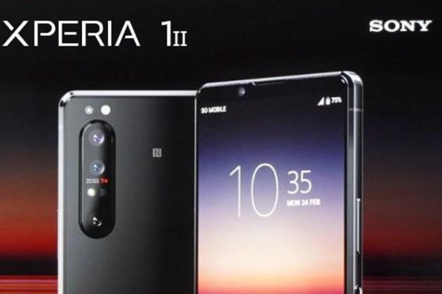 Sony Mobile 今日發表旗艦 Xperia 1II 與 10II 提前曝光!