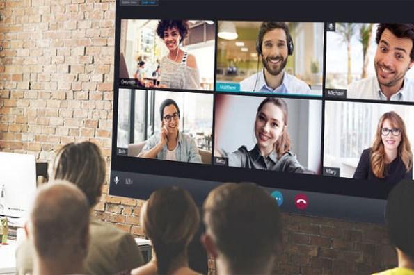 防疫需求升溫!訊連科技雲端視訊會議工具「U 會議」提供免費下載!居家工作也能透過高品質視訊會議零時差溝通!