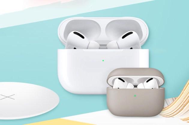 買 AirPods Pro 到遠傳,單購即享指定配件最低 5 折起,還有 iPhone11 系列精選配件套餐!