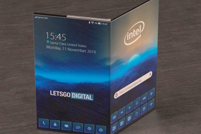 看好可摺疊螢幕技術,Intel 也要推自己的智慧型手機了?