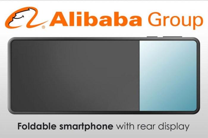 阿里巴巴集團也將推出智慧型手機,而且第一款就是可折疊螢幕手機?