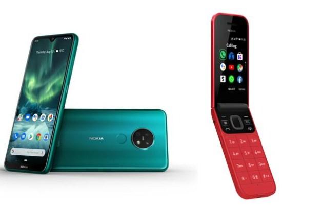 耶誕應景款!Nokia 7.2 翡翠綠、Nokia 2720 Flip 酷玩紅來了!
