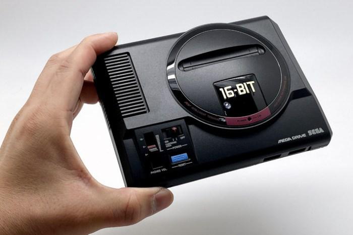 經典迷你重現:SEGA MEGA DRIVE Mini 亞版開箱分享!外觀細節完全復刻,還內建 42 個經典遊戲!