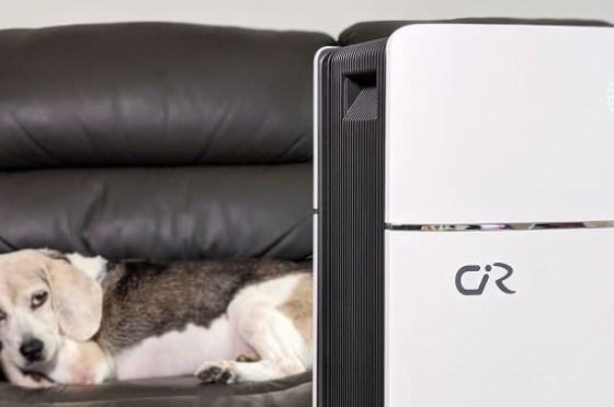 [HA] CR 智慧雙效空氣清淨機開箱:雙核心集塵、七重過濾空氣、終生零耗材更精省的空氣淨化體驗!